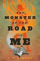 Cover art for The Monster on the Road is Me