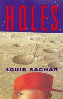 Cover art for Holes