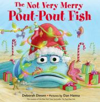 Cover art for The Not Very Merry Pout-Pout Fish