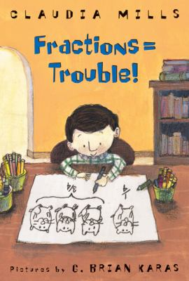 cover photo: Fractions = Trouble!