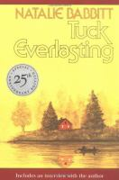 Tuck Everlasting book jacket