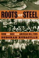 Cover art for Roots of Steel