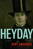 cover of Heyday