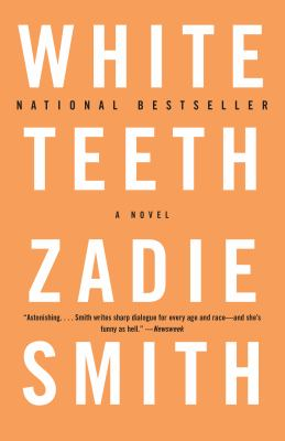 Cover image for White teeth