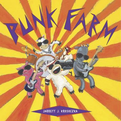 Cover image for Punk Farm