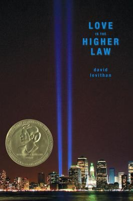 cover photo: Love Is the Higher Law