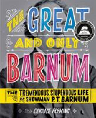 Great and Only Barnum Cover