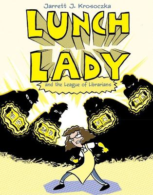 Details about Lunch Lady and the League of Librarians