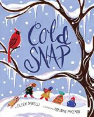 Cover image for Cold snap 