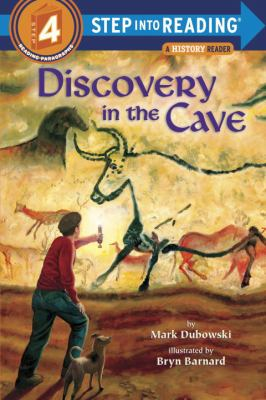 Cover image for Discovery in the cave