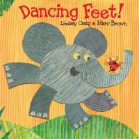 Dancing Feet book jacket