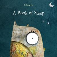 A Book of Sleep book jacket