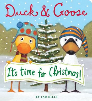Details about Duck & Goose: It's Time for Christmas!