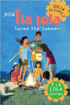 Cover image for How T́́ía Lola saved the summer