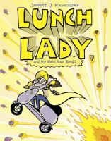 Cover art for Lunch Lady