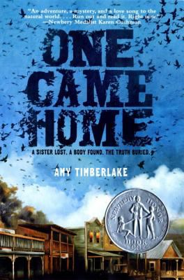 Cover image for One came home 