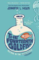 Cover art for The Fourteenth Goldfish