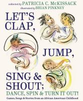 Cover art for Let's Clap, Jump. Sing & Shout