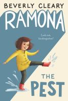 Cover art for Ramona the Pest