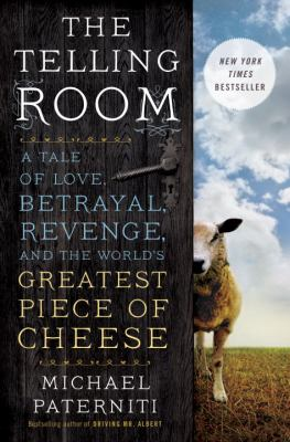 Cover image for The telling room