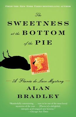 cover of The Sweetness at the Bottom of the Pie