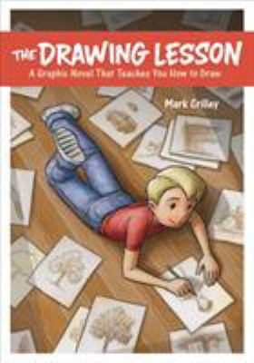 An instructional story presented in comic book format, featuring a twelve-year-old boy who learns about drawing and life from an artist he meets in the park.