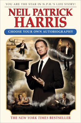 cover of Neil Patrick Harris: Choose Your Own Autobiography