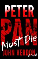 Book cover: Peter Pan Must Die
