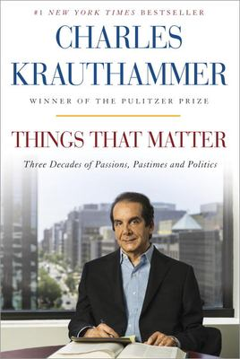Cover image for Things that matter