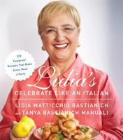 Cover art for Lidia's Celebrate Like an Italian