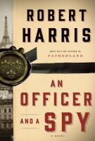 Book cover: An Officer and a Spy