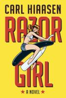 Cover art for Razor Girl