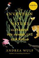 Cover art for The Invention of Nature