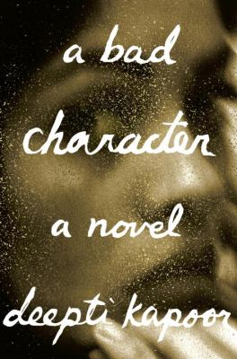 cover of A Bad Character