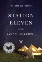 Cover art for Station Eleven
