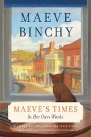 Book cover: Maeve's Times: In Her Own Words