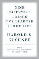 Cover of Nine Essential Things I've Learned about Life.