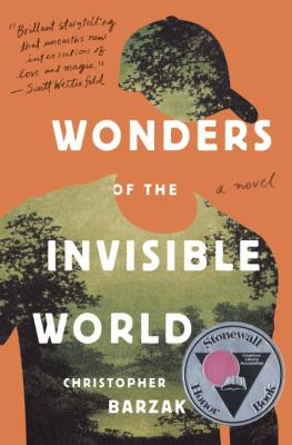 cover of Wonders of the invisible world
