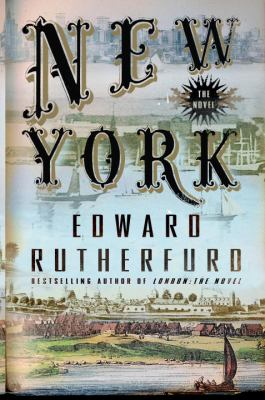 Cover image for New York : the novel 