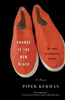 Cover art for Orange is the New Black