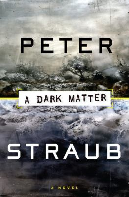 cover of A Dark Matter