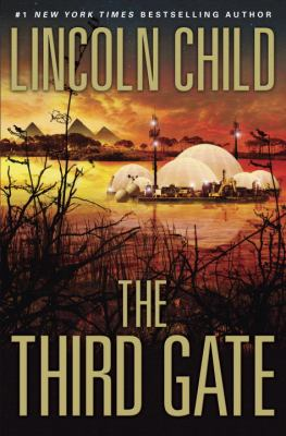 Cover image for The third gate