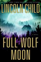 Cover art for Full Wolf Moon
