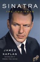 Cover art for Sinatra the Chairman