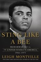 Cover art for Sting Like a Bee