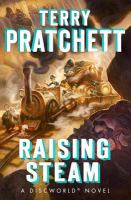 Cover art for Raising Steam