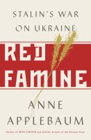 Cover art for Red Famine
