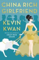 Cover art for China Rich Girlfriend