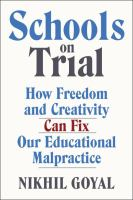 Cover art for Schools on Trial