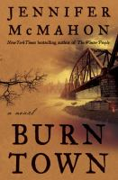 Cover art for Burn Town